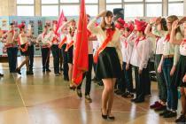 19 мая Владивостоке прошла торжественной линейки