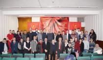 отчетно-выборная Конференция Приморского краевого отделения Ленинского коммунистического союза молодежи Российской Федерации.