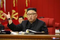 Под руководством Генерального секретаря Трудовой партии Кореи (ТПК), Председателя государственных дел Корейской Народно-Демократической Республики (КНДР), уважаемого товарища Ким Чен Ына
